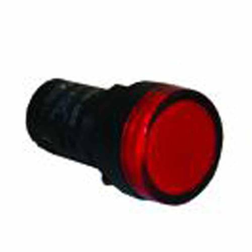 Aurra 22mm Led'li Sinyal Lambası (Kırmızı)