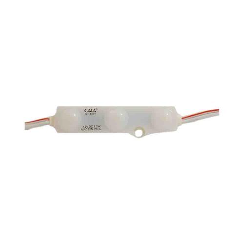 Cata 2835 İç Mekan Modül Led Mercekli 12V/1,2W CT-4591B (Beyaz)