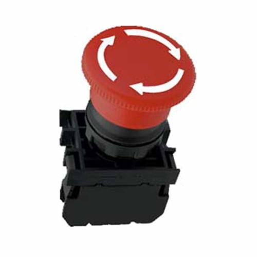 Eurowest Acil Stop Kalıcı Mantar Butonu EW55-01ZS