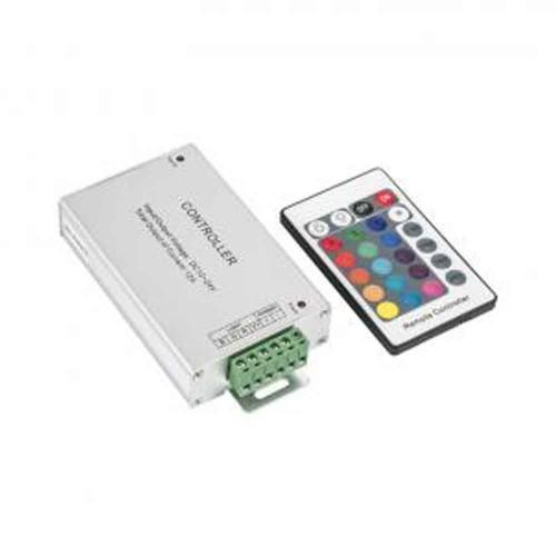 Hero 36A RGB Şerit Led Kontrol ve Kumanda Modülatörü