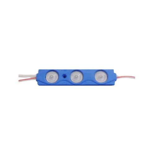 İç Mekan Modül Led Mercekli 12V/ 1,5W (Mavi)