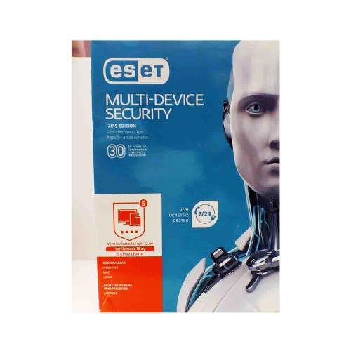 NOD32 ESET ENDPOINT PROTECT ADVANCED 1+5 KUL 1 YIL