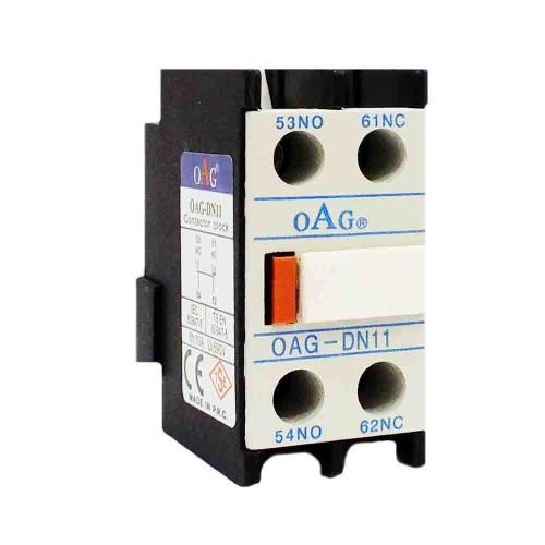 Oag 1NA 1NK Yardımcı Kontaktör DN11