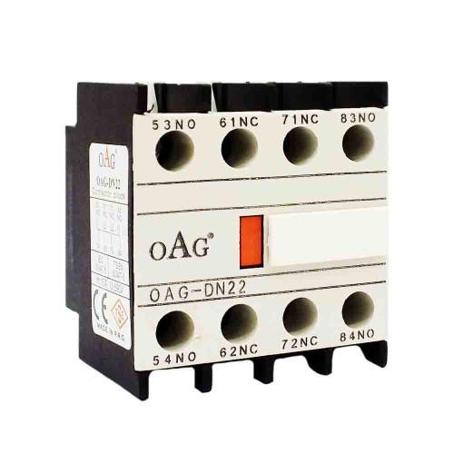 Oag 2NA 2NK Yardımcı Kontaktör DN22