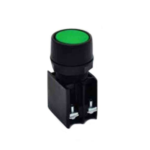 Rasel 22mm Yeşil Start Butonu